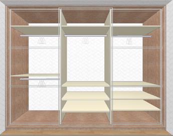 Dveře vestavěné skříně cena
